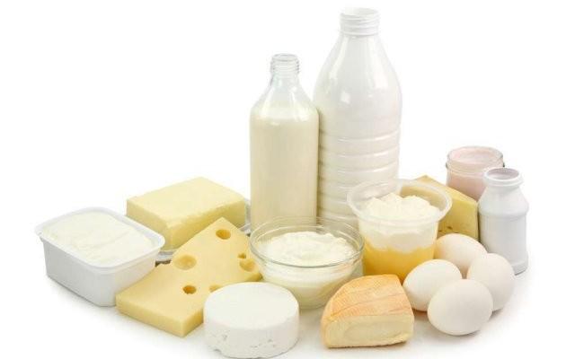 חלב ומוצריו